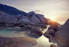 Similan-Insel Lizenzfreie Stockfotos