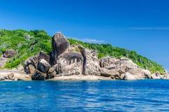 Similan Insel Lizenzfreie Stockfotografie