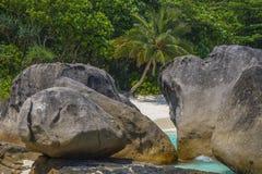 Similan Inseln Lizenzfreie Stockfotografie