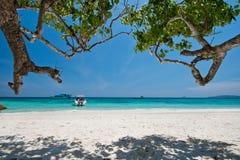 Similan Inseln, Marinenationalpark, Süden von Th Lizenzfreie Stockfotos