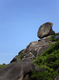 Similan Islands in Southern Thailand Royalty Free Stock Image