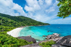 Similan island, Andaman sea Stock Images