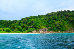 Similan island, Andaman Sea Royalty Free Stock Photos