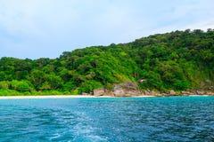 Similan island, Andaman Sea Royalty Free Stock Photos