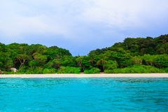 Similan island, Andaman Sea Stock Photography