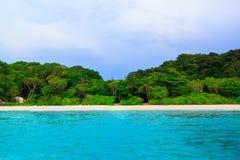 Similan island, Andaman Sea Stock Photography