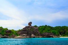 Similan island, Andaman Sea, Thailand Stock Photos