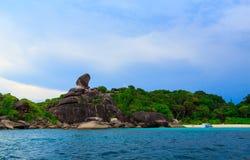 Similan island, Andaman Sea, Thailand Royalty Free Stock Images