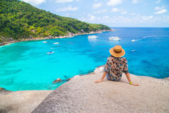 Similan island Royalty Free Stock Image