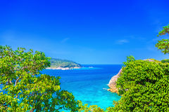 Similan island Stock Image