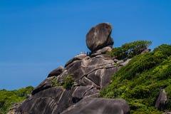 Similan island Stock Photography