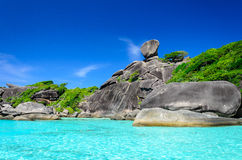 Similan Royalty Free Stock Photography