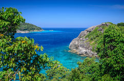 Similan Island Royalty Free Stock Images