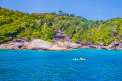 Similan Royalty Free Stock Photos
