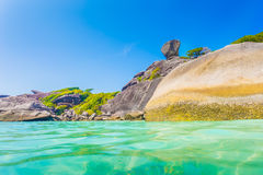 Similan Royalty Free Stock Image