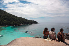 Similan island Royalty Free Stock Photography