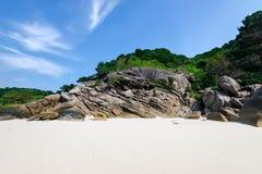 Similan islands, Andaman Sea Stock Photos