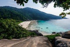 Similan islands, Andaman Sea Royalty Free Stock Photo