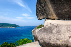 Similan islands, Andaman Sea Stock Photo