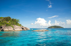 Similan islands in Andaman sea, Stock Photography