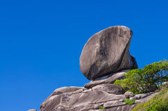 Similan islands, Beautiful view of the rock Sail Royalty Free Stock Photography
