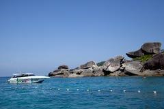 Similan islands Stock Photo