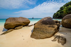Similan Islands National Park Royalty Free Stock Images
