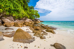Similan Islands National Park Royalty Free Stock Photography