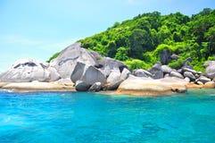 Similan Islands Stock Image