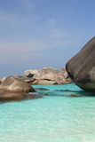 Similan islands, Thailand Stock Photos