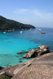 Similan islands, Thailand Royalty Free Stock Photo
