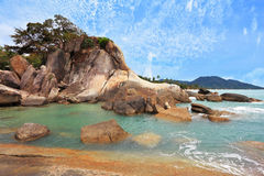 Similan Islands. Thailand Royalty Free Stock Photo