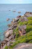 Similan Islands, Thailand Royalty Free Stock Photos