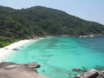 Similan Islands, Thailand stock video footage