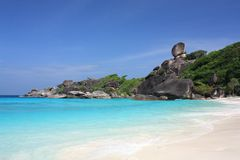 Similan islands, Thailand, Phuket Stock Photo
