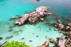 Similan Islands. Royalty Free Stock Image