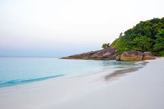 Similan islands, Thailand, Phuket. Royalty Free Stock Photography