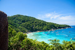 Similan IslandThailand Images stock