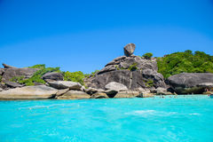 Similan IslandThailand Photos stock