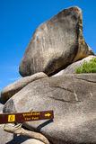 Similan IslandThailand Royalty-vrije Stock Fotografie
