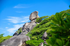 Similan IslandThailand. Similan Islands-Thailand 2017 Similan Islands royalty free stock images