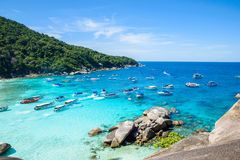 Similan IslandThailand. Similan Islands-Thailand 2017 Similan Islands Stock Image