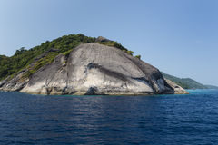 Similan national park in Thailand Royalty Free Stock Photography