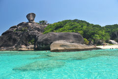 SIMILAN, PHANG NGA, THAILAND Royalty Free Stock Images