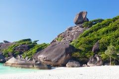 Similan, Tajlandia Obrazy Royalty Free