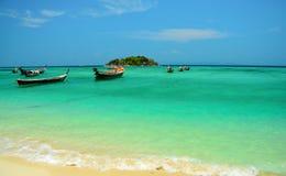 Similan wysp park narodowy Obraz Royalty Free