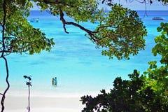 Similan wysp park narodowy Zdjęcia Royalty Free