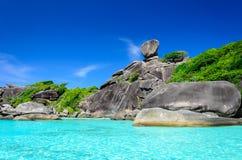Similan wyspa Fotografia Royalty Free