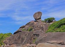 Similan wyspy, Tajlandia Fotografia Royalty Free