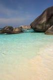 Similan wyspy, Tajlandia, Phuket Zdjęcie Stock